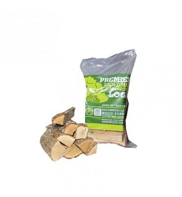 Bags Of Premier Kiln-Dried Hardwood Firewood