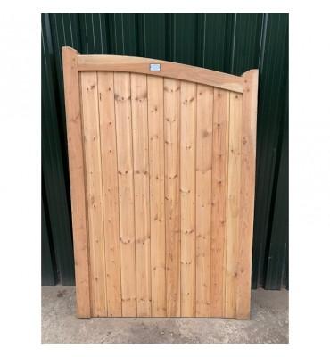 Douglas Fir/English Larch Closeboard Gate