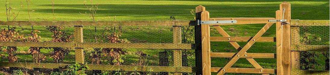Handmade Gates | Buy Handmade Gates Online from Brigstock Sawmill