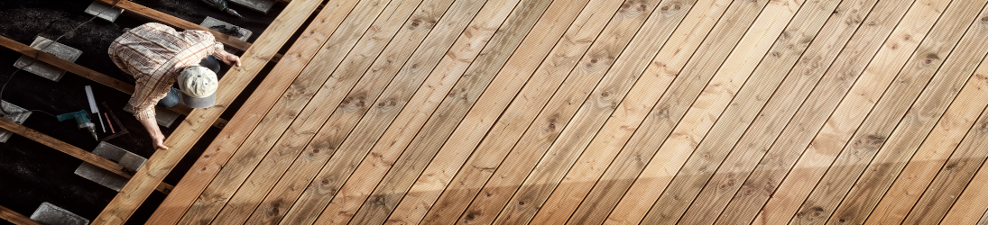 Decking Components| Buy Decking Components Online from the Specialists at Brigstock Sawmill