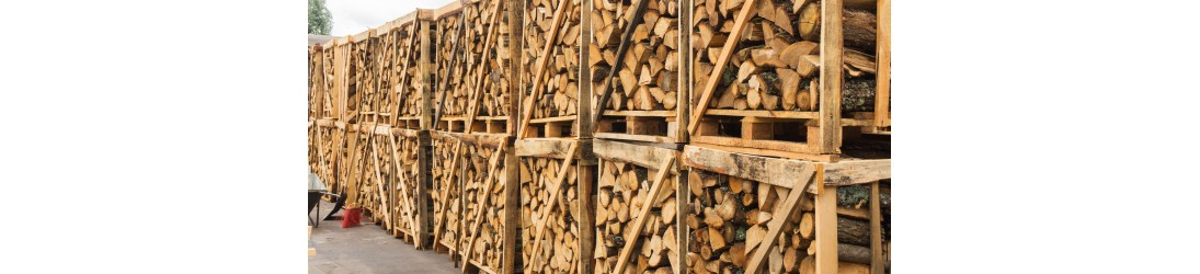 Firewood | Supplied by the Specialists at Brigstock Sawmill | Nationwide Delivery Available