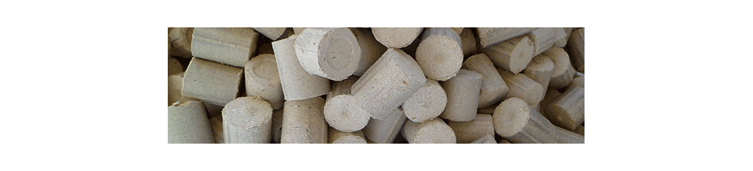Wood Briquettes | Supplied by the specialists at Brigstock Sawmill