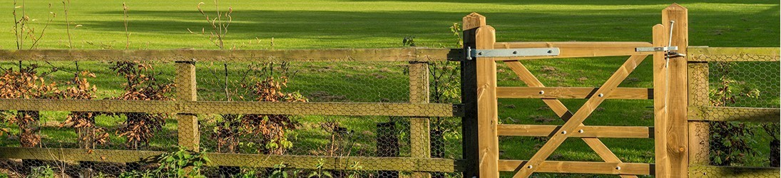 Field Gates | Buy Field Gates online from the garden specialists at Brigstock Sawmill